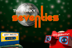 logo funky seventies netent slot game