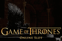 logo game of thrones 15 lines microgaming slot game