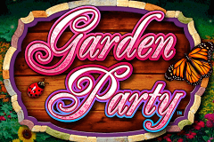 logo garden party igt slot game