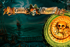 logo ghost pirates netent slot game