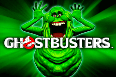 logo ghostbusters igt slot game