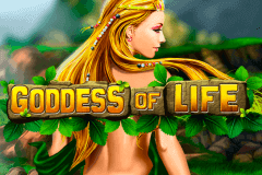 logo goddess of life playtech slot game
