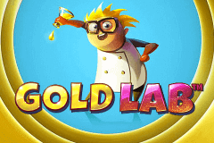 logo gold lab quickspin slot game