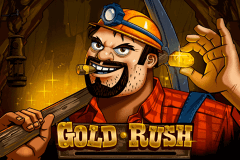 logo gold rush playson