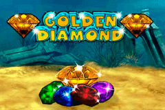 logo golden diamond merkur slot game