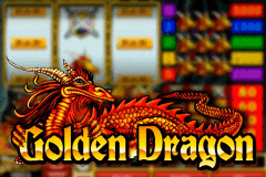 logo golden dragon microgaming slot game