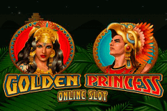 logo golden princess microgaming slot game