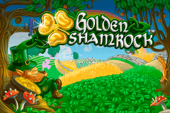 logo golden shamrock netent slot game