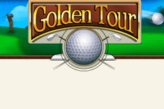 logo golden tour playtech slot game
