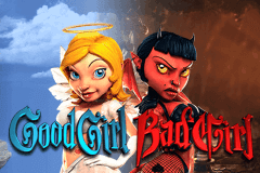 logo good girl bad girl betsoft slot game