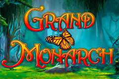 logo grand monarch igt slot game