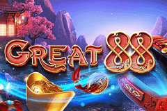 logo great 88 betsoft slot game