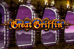 logo great griffin microgaming slot game