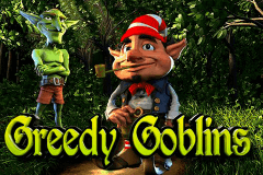 logo greedy goblins betsoft slot game