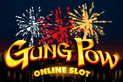 GUNG POW MICROGAMING SLOT GAME