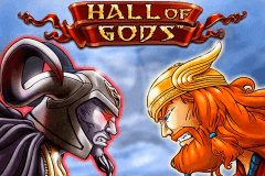 logo hall of gods netent slot game