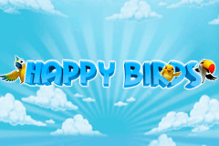 logo happy birds isoftbet slot game