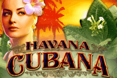logo havana cubana bally slot game