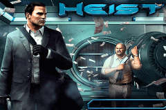 logo heist betsoft slot game