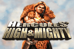 logo hercules high and mighty barcrest slot game