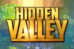 logo hidden valley quickspin slot game