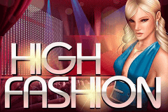 logo high fashion rtg slot game