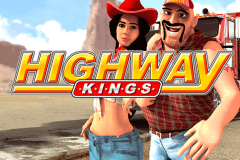 logo highway kings playtech slot game