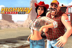 logo highway kings pro playtech slot game