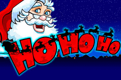 logo ho ho ho microgaming slot game