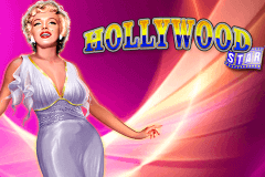 logo hollywood star novomatic slot game