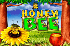logo honey bee merkur slot game