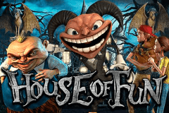 logo house of fun betsoft slot game