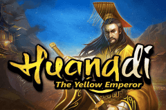 logo huangdi the yellow emperor microgaming slot game