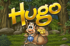 logo hugo playn go slot game