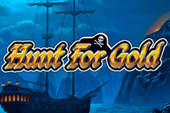 logo hunt for gold playn go slot game