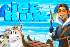 logo ice run playtech slot game