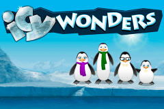 logo icy wonders netent slot game