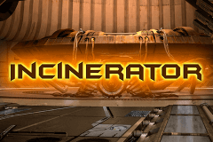 logo incinerator yggdrasil slot game