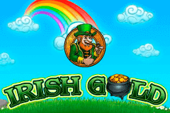 logo irish gold playn go slot game