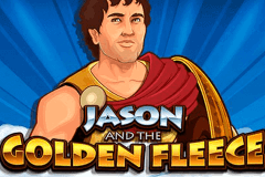 logo jason and the golden fleece microgaming slot game