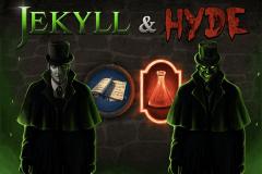 logo jekyll and hyde playtech slot game