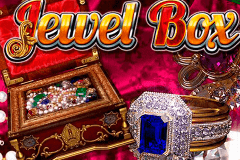 logo jewel box playn go slot game