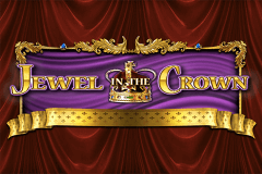 logo jewel in the crown barcrest slot game