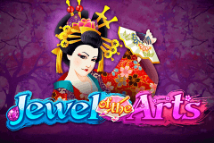 logo jewel of the arts igt slot game