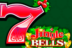 logo jingle bells microgaming slot game
