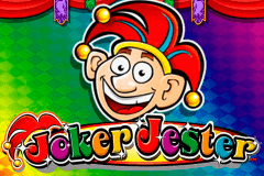 logo joker jester nextgen gaming slot game