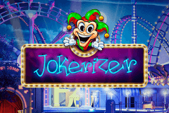 logo jokerizer yggdrasil slot game