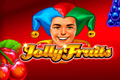 logo jolly fruits novomatic slot game