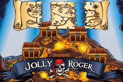logo jolly roger playn go slot game