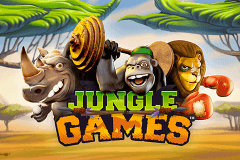 JUNGLE GAMES NETENT SLOT GAME
